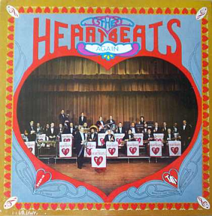 Weirdest Album Covers - Heartbeats, The (Again)