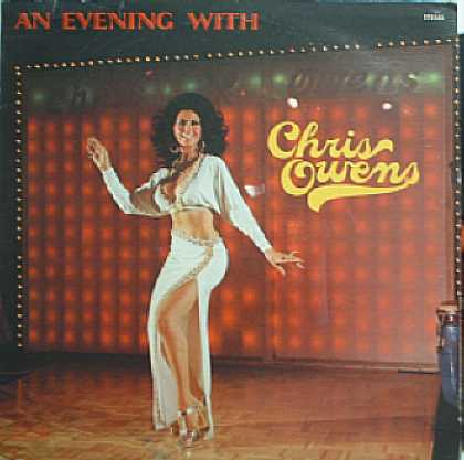 Weirdest Album Covers - Owens, Chris (An Evening With...)