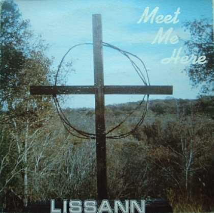 Weirdest Album Covers - Lissann (Meet Me Here)
