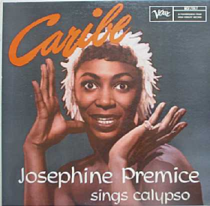 Weirdest Album Covers - Premice, Josephine (Caribe)