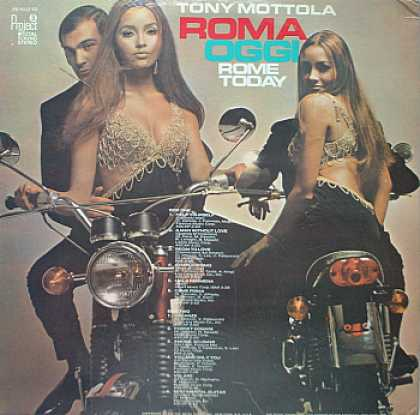 Weirdest Album Covers - Mottola, Tony (Roma Oggi/Rome Today) - 2