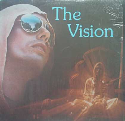 Weirdest Album Covers - Hansadutta Swami (The Vision)