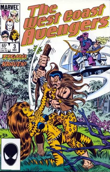 West Coast Avengers 3 - Joe Sinnott