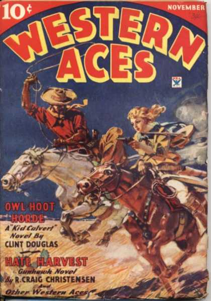Western Aces - 11/1934