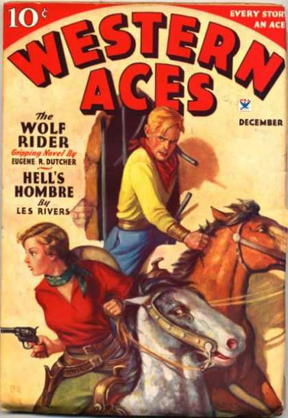 Western Aces - 12/1934