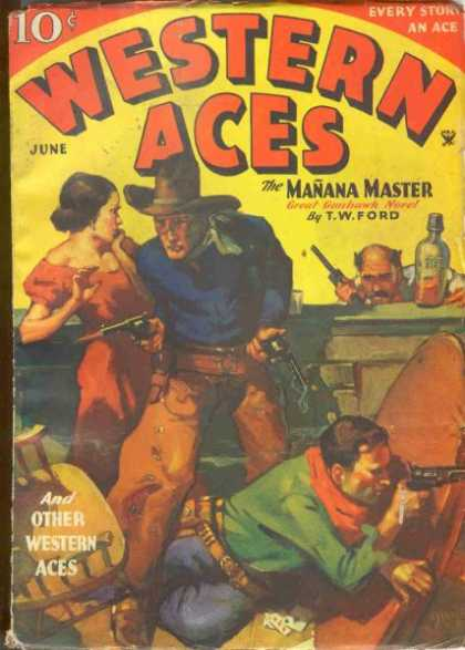 Western Aces - 6/1935