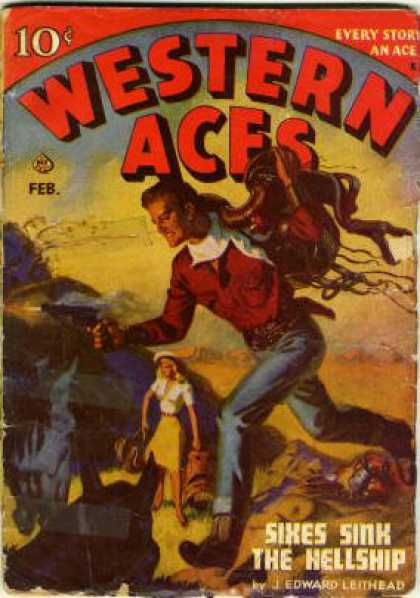 Western Aces - 2/1947