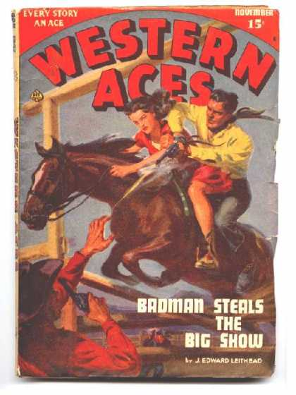 Western Aces - 11/1947