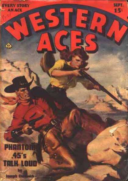 Western Aces - 9/1948