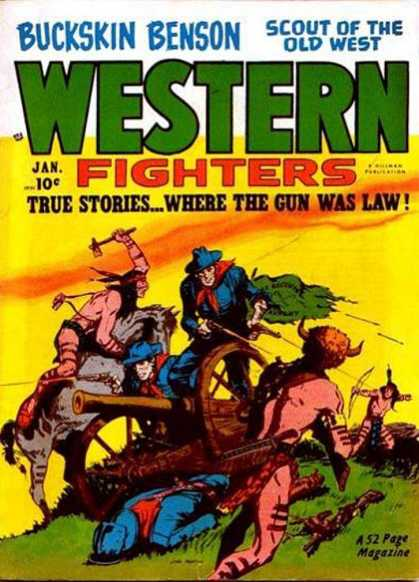 Western Fighters 15
