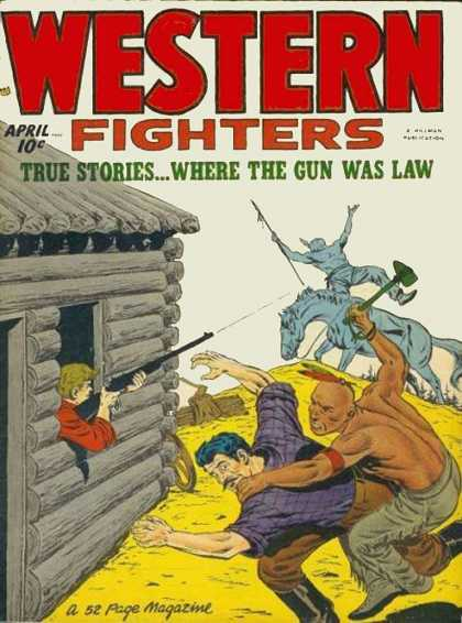 Western Fighters 17