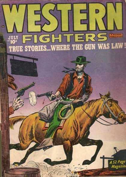 Western Fighters 20