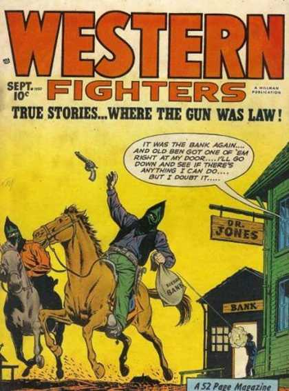 Western Fighters 22