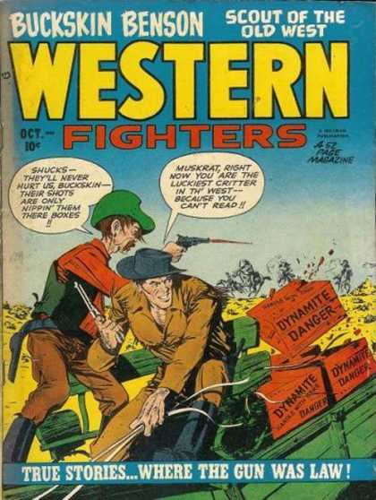 Western Fighters 23