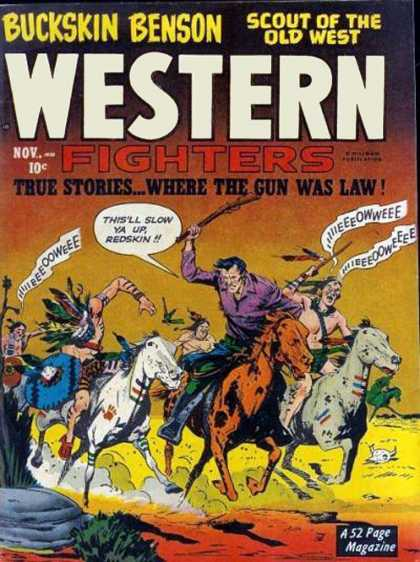 Western Fighters 24