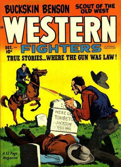 Western Fighters 25