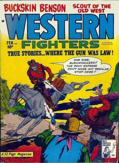 Western Fighters 27