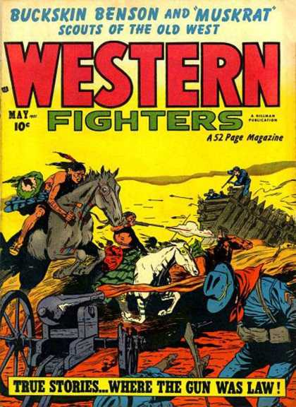 Western Fighters 30