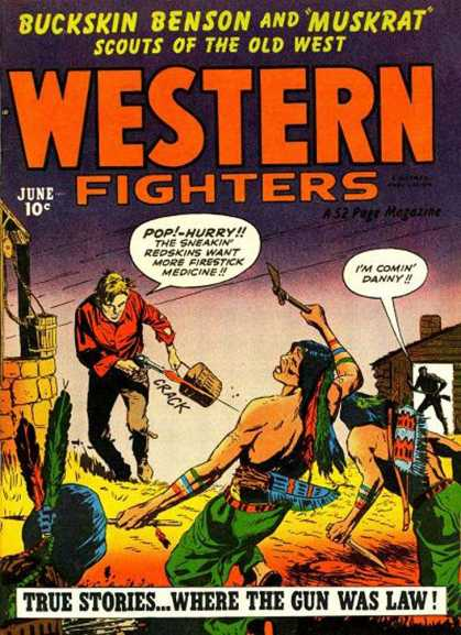 Western Fighters 31