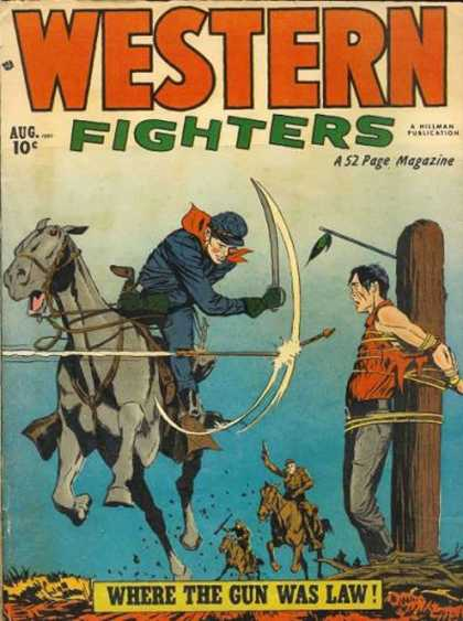 Western Fighters 33