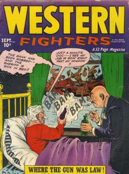 Western Fighters 34 - Western Fighters - Magazine - Gun - Shooting - Law