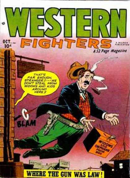 Western Fighters 35