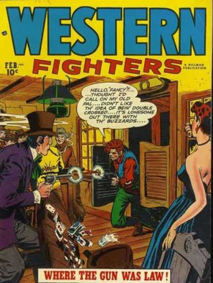 Western Fighters 39