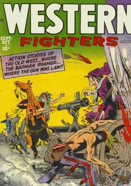 Western Fighters 40