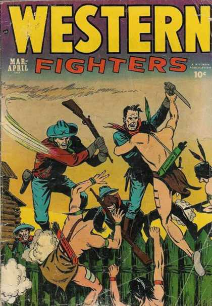 Western Fighters 43