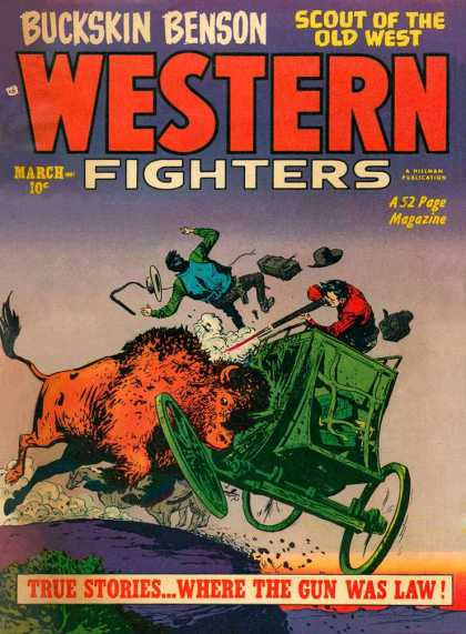 Western Fighters 6