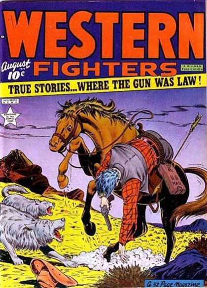 Western Fighters 9