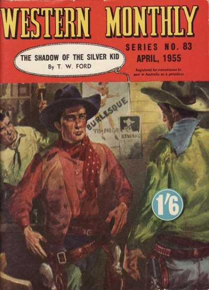 Western Monthly - 4/1955