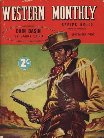 Western Monthly - 9/1957