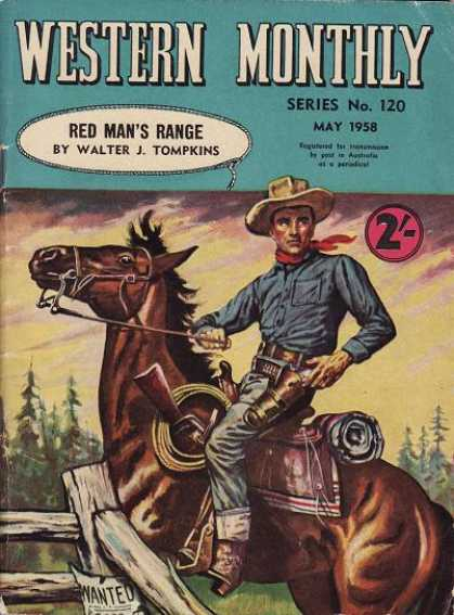 Western Monthly - 5/1958