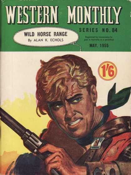 Western Monthly - 5/1955