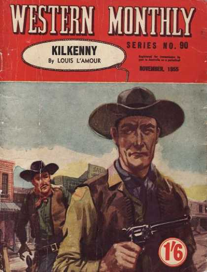 Western Monthly - 11/1955