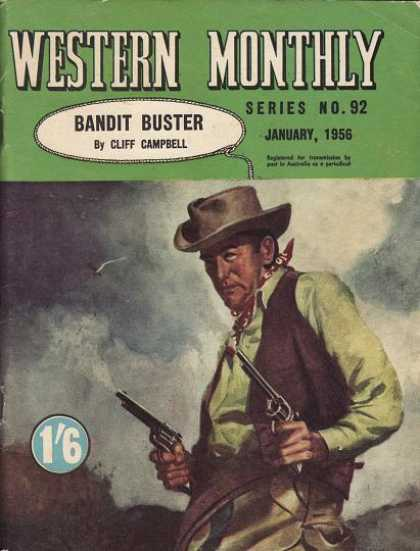 Western Monthly - 1/1956