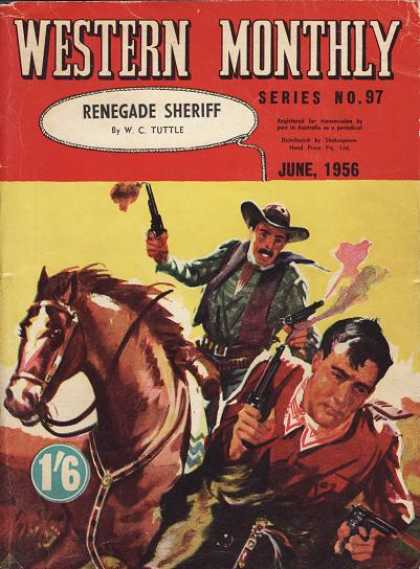 Western Monthly - 6/1956