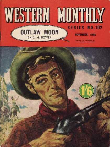 Western Monthly - 11/1956