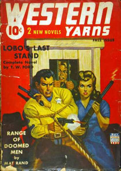 Western Yarns - Fall 1942