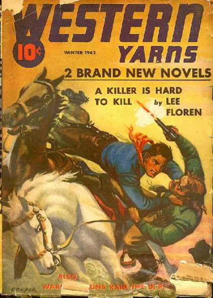 Western Yarns - Winter 1942