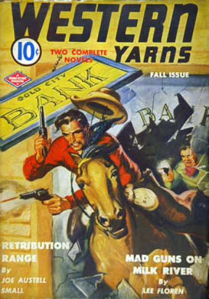 Western Yarns - Fall 1943