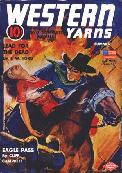 Western Yarns - Summer 1943