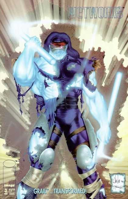 Wetworks 3 - Lightning Power - Transforming In Light - Omnipotent - Power Of The Wolf - Power Sticks - Whilce Portacio