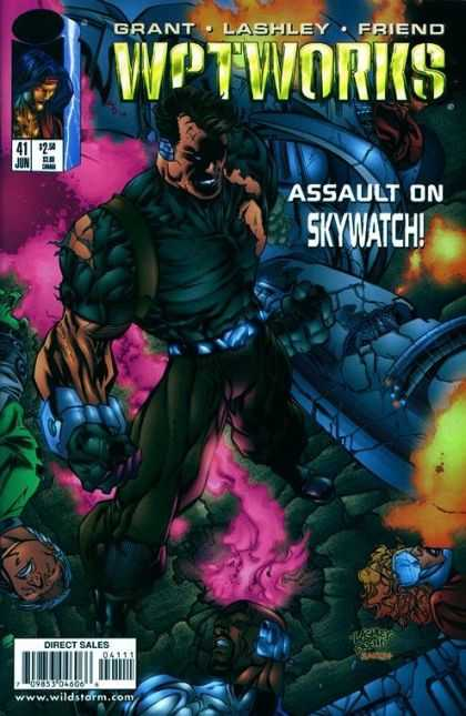 Wetworks 41 - Assault - Grant - Friend - Lashley - Skywatch