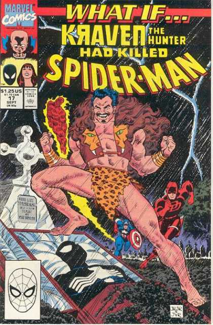 What If? 17 - John Romita