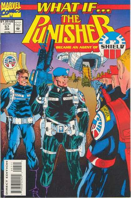 What If? 57 - Nick Fury - Interpol - Police - Spy - Adventure