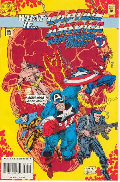 What If? 68 - Marvel - Guns - Spiderman - Avengers Assemble - One Star