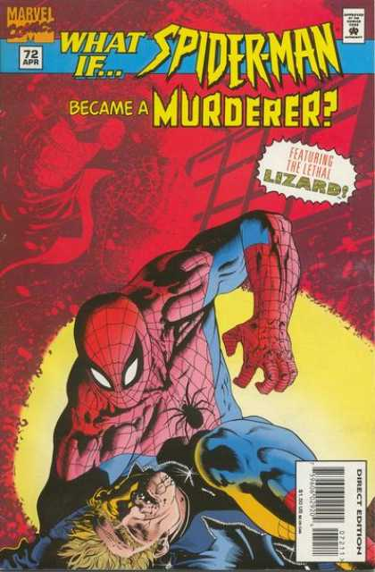 What If? 72 - Spiderman - Lizard - Lethal - Murderer - Death