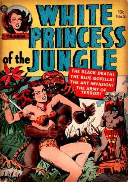White Princess of the Jungle 3